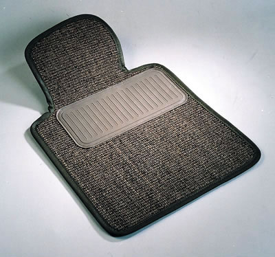 Sisal Natural Fiber Floor Mats By Intro Tech Automotive