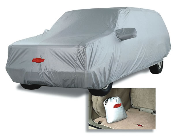 Chevy Suv Cover and storage bag