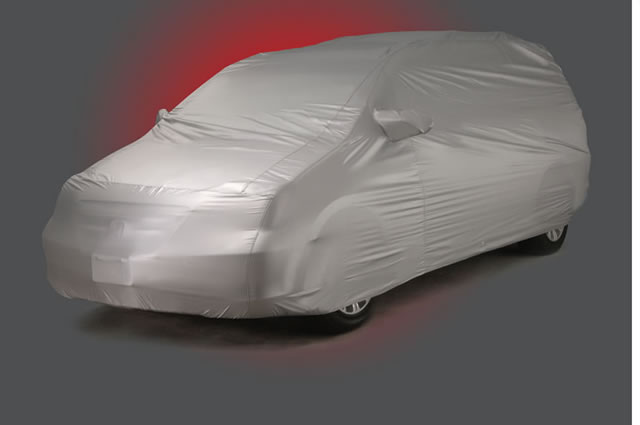 Mini van cover