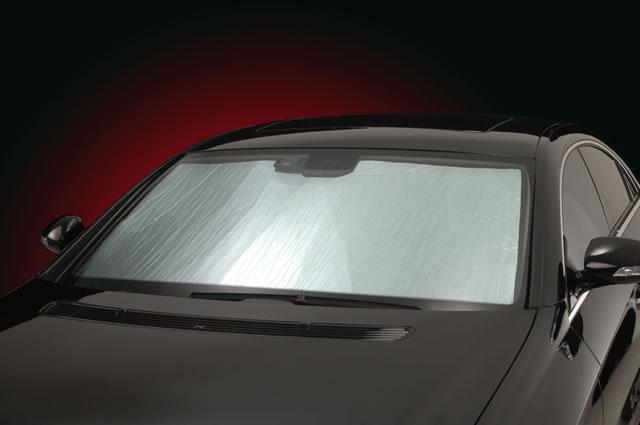 Windshield Sunshade By Intro Tech Automotive